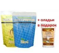 Протеин БиоС + оладьи